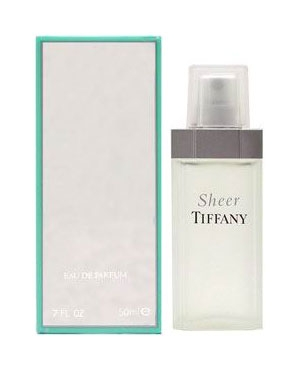 Sheer Tiffany Perfume by Tiffany 3.4oz Eau De Parfum spray for Women